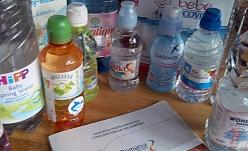 Studiu privind calitatea apei pentru bebeluși