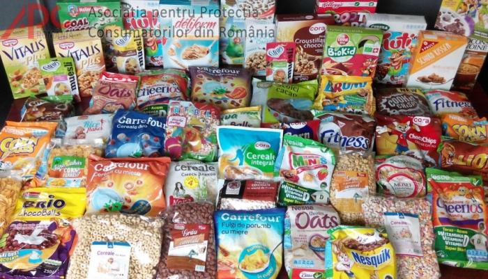 Studiu privind calitatea cerealelor rafinate servite