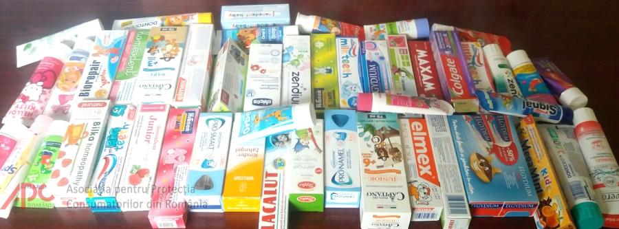 pasta de dinți afectează vederea