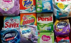 Studiu privind calitatea detergenţilor