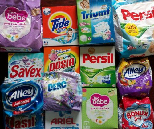 Studiu privind calitatea detergentilor