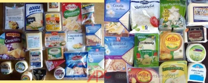 Studiu APC despre brânzeturi