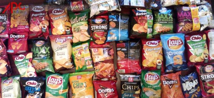 Chipsurile: junk food realizat din prafuri și chimicale!
