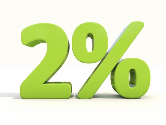 2% din impozit pentru consumatori