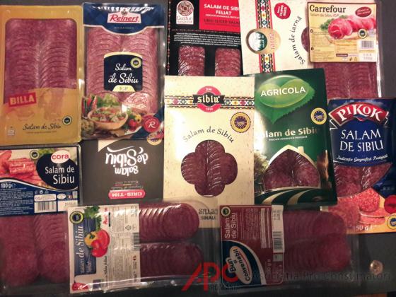 Procentul de carne din salamul de Sibiu - o necunoscută pentru consumatori!