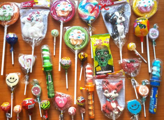 Acadeaua - bomboana neurotoxică comercializată la locurile de joacă!