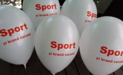 Sport şi hrană curată