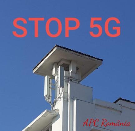 """Fond național de subcripție publică """"STOP 5G """""""