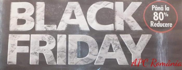 Black Friday- un fel de 1 Aprilie al comerțului!