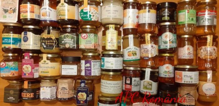 Mierea de albine se poate falsifica cu sodă caustică!