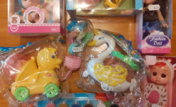 95% din jucăriile periculoase sunt fabricate în China!
