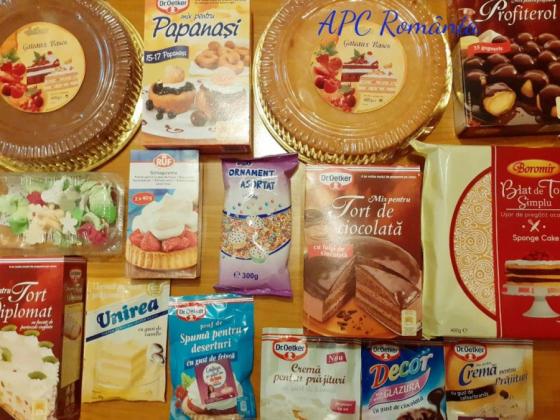 9 din 10 cofetării vând prăjituri cu chimicale!