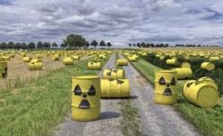 350.000 tone de deșeuri radioactive vor fi depozitate la 4 km. de Dunăre!