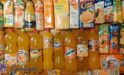 Băutură răcoritoare de portocale cu ulei de rapiță!