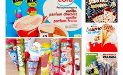 Îngheţata pentru copii colorată cu extract de insecte!