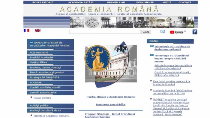 APC susţine iniţiativa Academiei Române de a modera o dezbatere națională despre tehnologia 5G