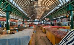 Închiderea piețelor agroalimentare a aglomerat hipermarketurile și le-a dublat acestora cifra de afaceri!