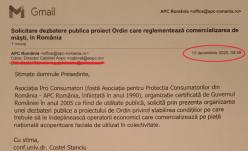 APC a solicitat ANPC-ului să organizeze dezbatere publică pentru acoperitoarele faciale de utilizat în colectivitate!