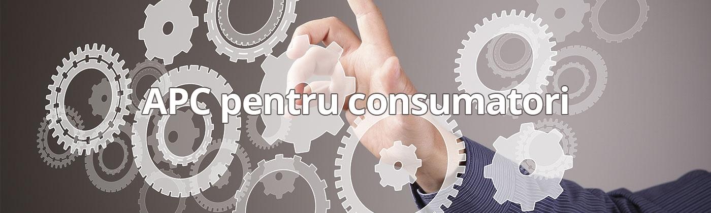 APC pentru consumatori